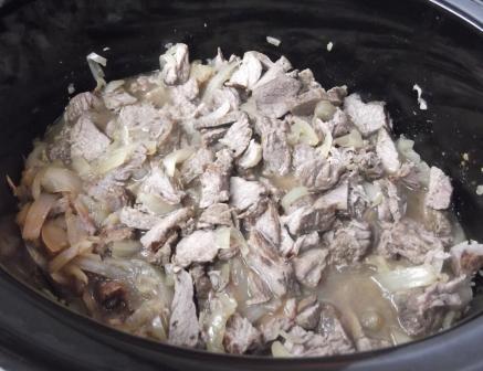 4 shredded beef