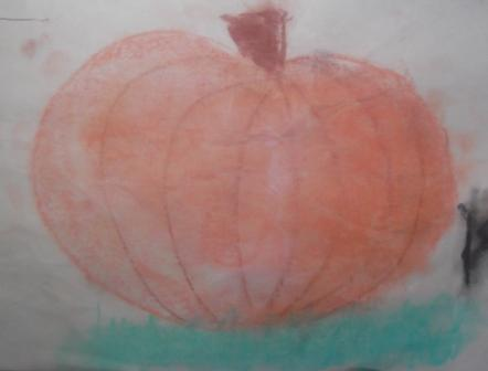 rosebud's pumpkin