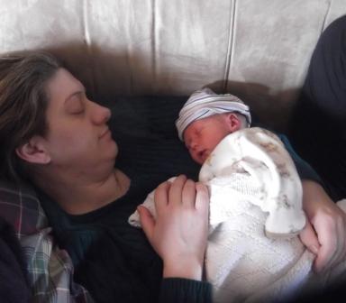 Mama and Jr