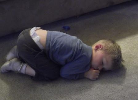 nap position
