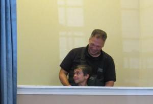 baptized boy compressed