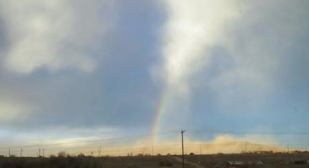 rainbow and dust1